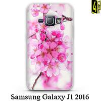 Чехол для Samsung J1 2016, 3D бампер, FR01