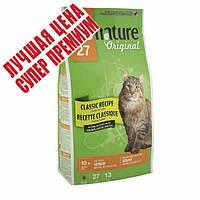Pronature Original СЕНЬЙОР сухой супер премиум корм для пожилых и малоактивных котов, 5кг