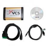Сканер VCS Диагностический прибор нескольких языков