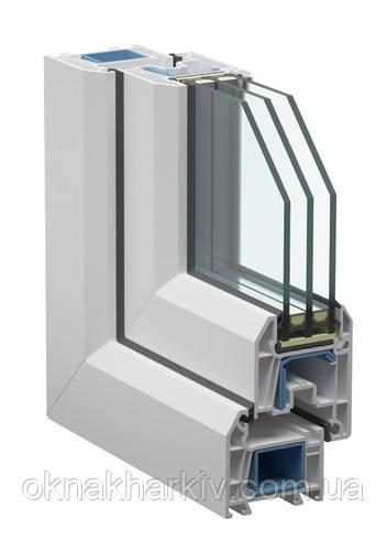 Окна Goodwin WHS-60, фото 1