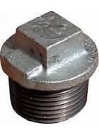 Заглушка для радиатора (чуг) левая
