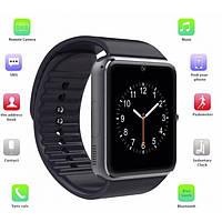 Умные часы телефон Smart Watch GT08  Black уценка