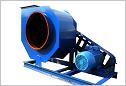 Исполнение №5: пылевой вентилятор ВРП №8
