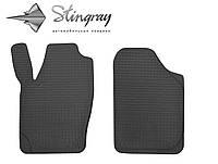 Skoda Roomster  2006- Комплект из 2-х ковриков Черный в салон. Доставка по всей Украине. Оплата при получении