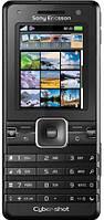 Корпус Sony Ericsson K770i чёрный, High Copy