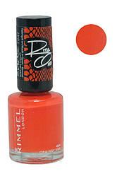 Rimmel 60 Seconds Colour Лак для ногтей 404 8 мл Код 11457
