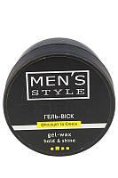 """Profi Style MEN""""S Style Гель воск 80 мл Код 13149"""