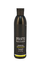 "MEN""S Style Нормализующий Шампунь для жирных волос 250 мл Код 11121"