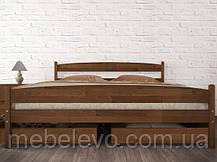 Кровать полуторная Лика с изножьем 140 Олимп, фото 2