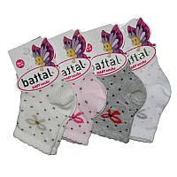 """Носочки для девочек 1 """"Battal"""""""