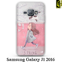Чехол для Samsung J1 2016, 3D бампер, FR09