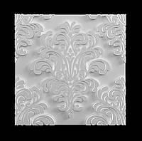 3D панели «Baroque» Гипс