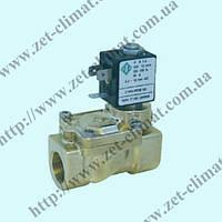 Клапан электромагнитный 21WA4ZOB130 НO Ду 15 (ODE S.r.l. Италия)