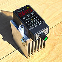 Терморегулятор для автоклава и дистиллятора