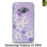 Чехол для Samsung J1 2016, 3D бампер, FR17