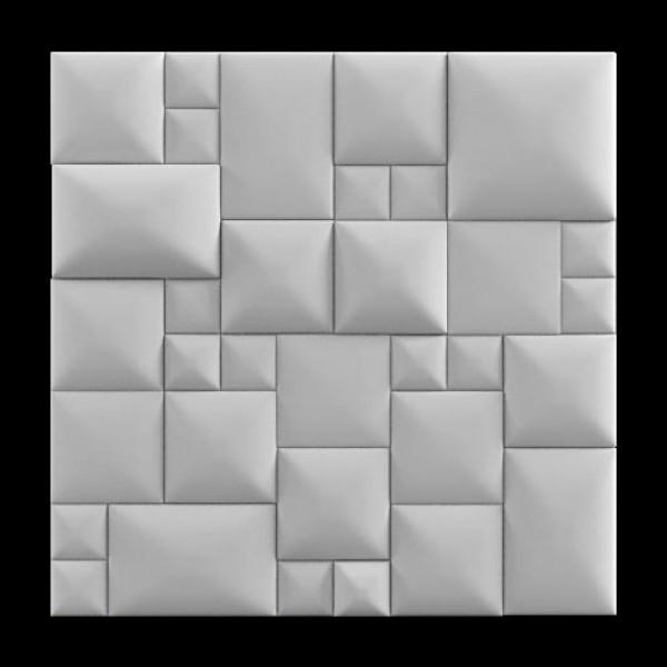 Декоративные гипсовые 3D панели Gipster «Сарин»