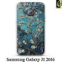 Чехол для Samsung J1 2016, 3D бампер, FR20