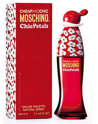 Туалетная вода Moschino Cheap And Chic Chic Petals 50 ml