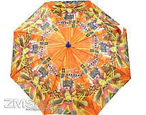 Зонт-трость Детский (рисунки в ассортименте)