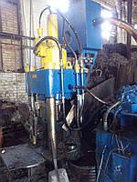 Пресс для брикетирования металлической стружки Y83-250, б/у