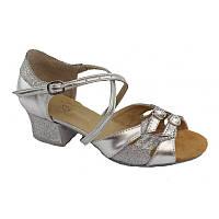 Обувь для девочек (Серебро 4)