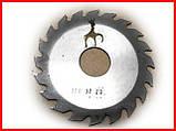 Пильный диск. 125х32х20. Пильный диск по дереву. Циркулярка. Дисковая пила., фото 2