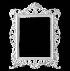 Гипсовая рама для зеркала