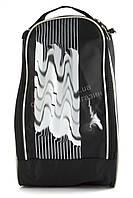 Удобная тканевая мужская сумка с логотипом art. для сменки (101113)