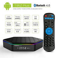 Приставка Sunvell T95Z Plus TV Box ТВ приставка Amlogic S912 2/16gb