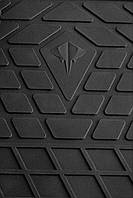Toyota Venza 2008- Водительский коврик Черный в салон. Доставка по всей Украине. Оплата при получении