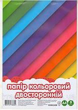 Бумага цветная газ. 9л. двухсторонняя