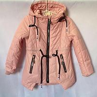 Куртка детская для девочки в расцветках