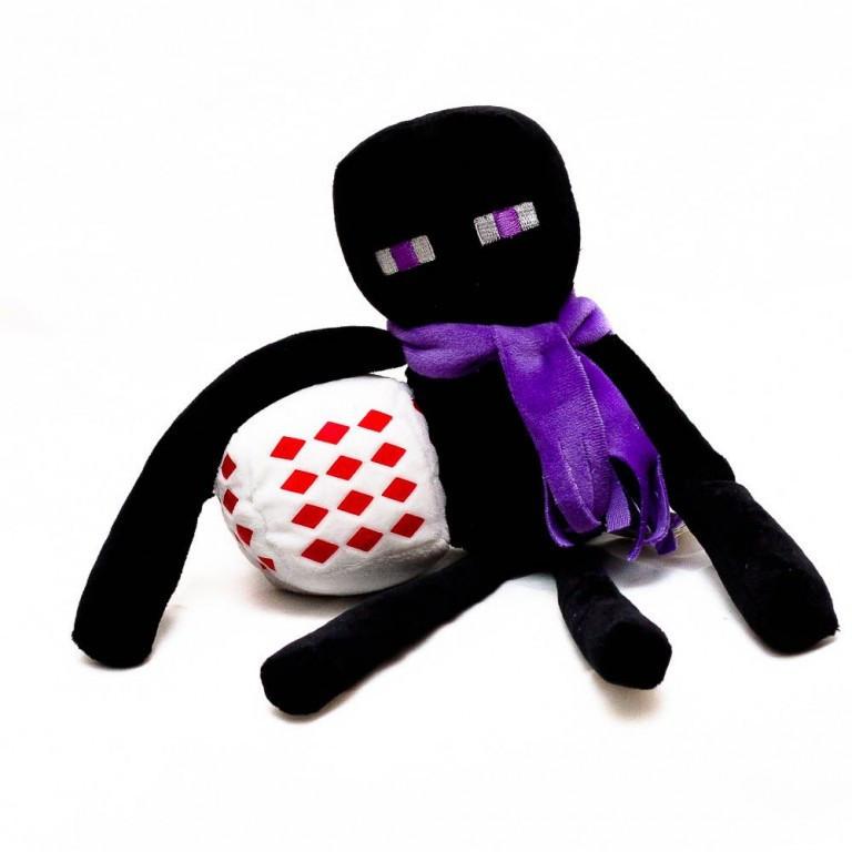 Странник края (Ендермен) Майнкрафт Плюшевая игрушка 26 см.