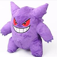 Мягкие плюшевые игрушки Покемон Gengar 22 см.