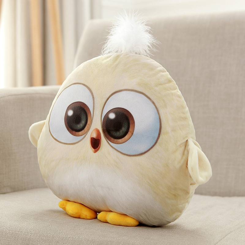 Птенец - подушка Angry Birds Movie 35 см., фото 1