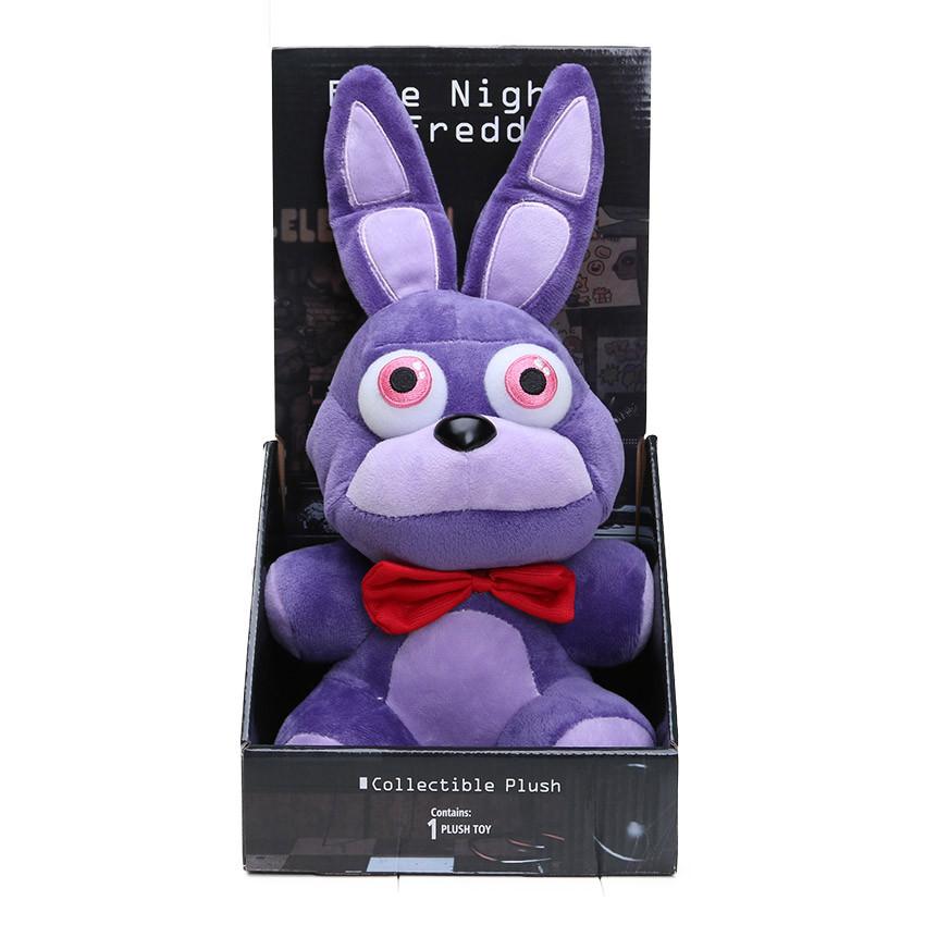 Мягкая игрушка Five Nights at Freddys (Fnaf) - кролик Bonnie 25 см.