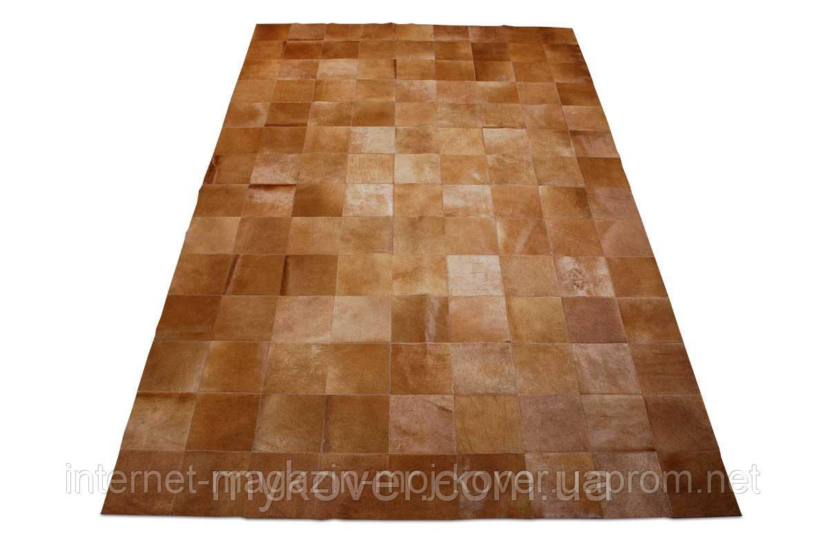 Купити однотонний килим бежевого кольору