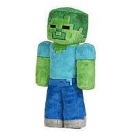 Мягкая игрушка Minecraft Steve 30 см.