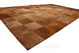 Купити однотонний килим бежевого кольору, фото 3