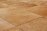 Купити однотонний килим бежевого кольору, фото 4