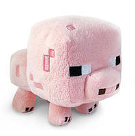"""Мягкая игрушка Minecraft """"Поросенок"""" 18 см."""