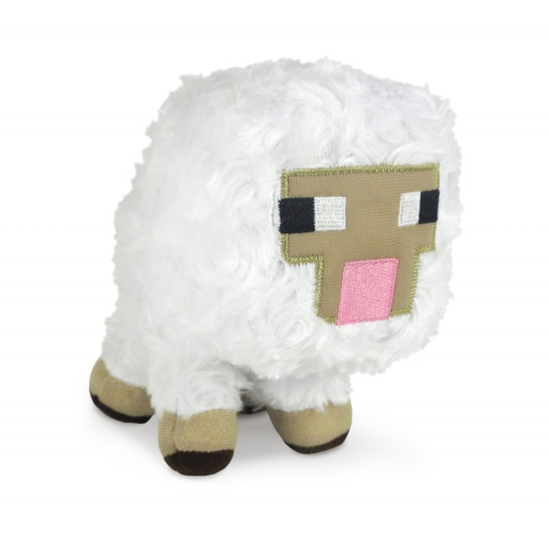 Мягкая игрушка Овечка из Minecraft  24 см.