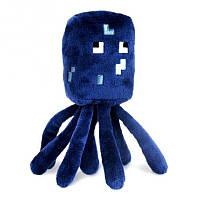 Мягкая игрушка Спрут из Minecraft  20 см.