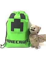Мягкая игрушка Летучая Мышь из Minecraft  20 см.