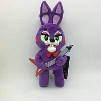 Мягкая игрушка Пять ночей с Фредди - Кролик Бонни 25 см.