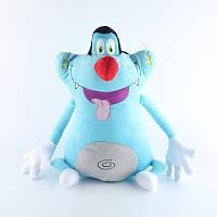 Мягкая игрушка Oggy из мультфильма Огги и Кукарачи 35 см.