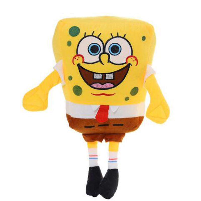 Мягкая игрушка Sponge Bob - Спанч Боб 35 см.