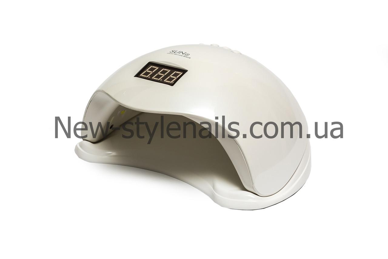 Профессиональная LED-лампа для сушки ногтей SUN 5 48 W