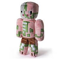 Мягкие игрушки Minecraft - Zombie Pigman 18 см.