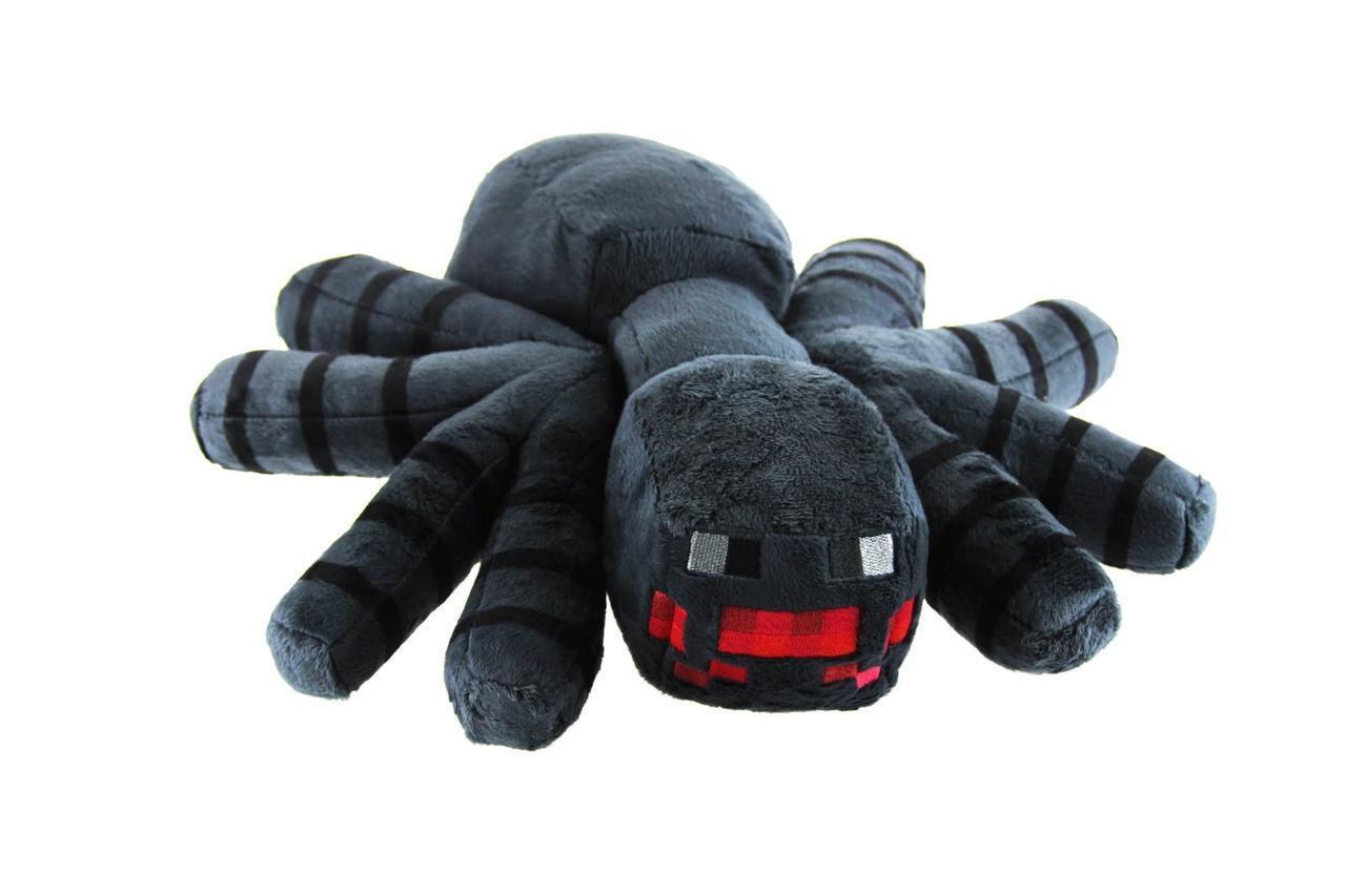 Мягкие игрушки Minecraft - Пещерный паук 20 см.
